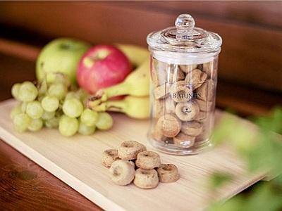 biscuit naturel pour chien aux fruits et vitamine c